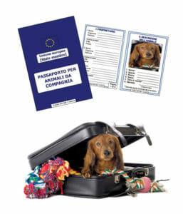Il passaporto per animali da compagnia